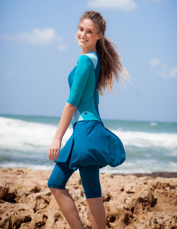 בגדי ים צנועים מחירים